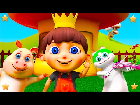 Download Old King Cole | Kindergarten Nursery Rhyme & Songs for Kids Collection by Little Treehouse S03E145