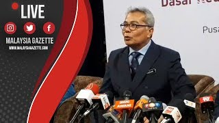 "MGTV LIVE : ""DKN 2030 akan menjadi tunjang ekonomi negara"" -DS Redzuan Yusof"