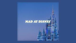 mad at disney (lyrics) salem ilese - YouTube