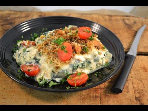 Chicken Lasagna Recipe | RadaCutlery.com