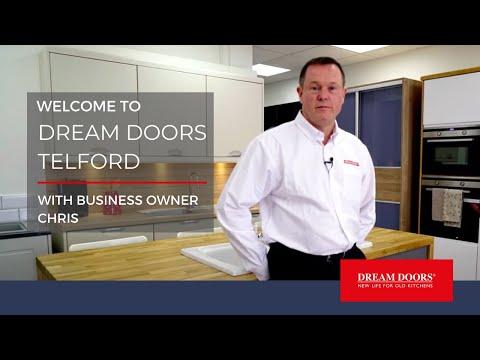Telford Kitchen Showroom video