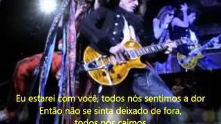 We all fall down - Aerosmith - 2012 - Traduzida (português)