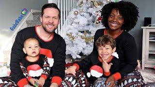 REAGAN'S FIRST CHRISTMAS!!🎄  GABEBABETV CHRISTMAS SPECIAL 2018
