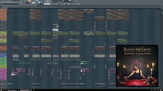 [FL Studio 12] AronChupa, Little Sis Nora - Rave in the Grave (Cover)