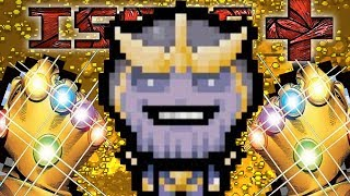 ⚡ THANOS GREEDIER⚡THE BINDING OF ISAAC: AFTERBIRTH + MODS