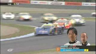 Super_GT - 2010 Super GT Round 8 Motegi Highlights