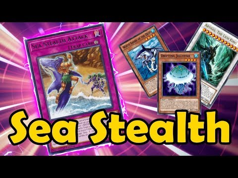 Sea Stealth Attack Archetype - Custom Card Reviews