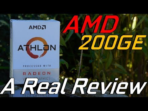 AMD Athlon 200GE: A Real Review