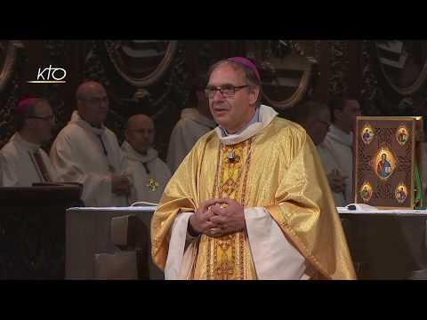 Messe du 16 juin 2017
