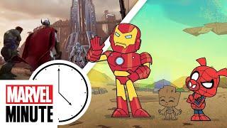 New Gameplay for Marvel's Avengers!   Marvel Minute