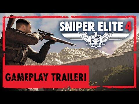 Видео № 0 из игры Sniper Elite 4 [PS4]