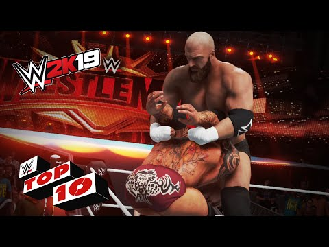 Amazing Avalanche Maneuvers: WWE 2K19 Top 10