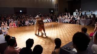 2015 Seoul Tango Festival Grand Milonga  01 Javier Y Marita