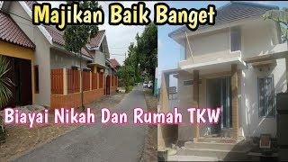 MAJIKAN BAIK HATI BIKINKAN RUMAH PEMBANTUNYA DI INDONESIA