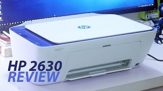 HP DeskJet 2630 // Ridiculously affordable All-in-one Printer