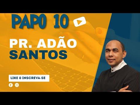 Pr. Adão Santos