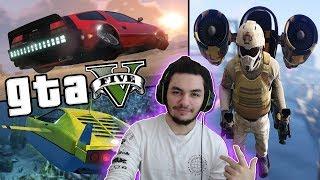2X MONEY in NEW SPECIAL VEHICLE RACES! - GTA 5 Online