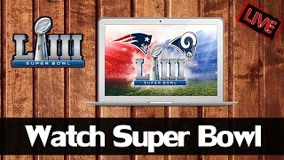 [EASY GUIDE] 🏈 How To Watch Superbowl Online