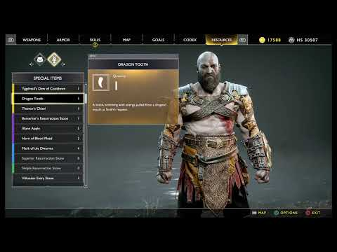 God of War on Hard Stream 11