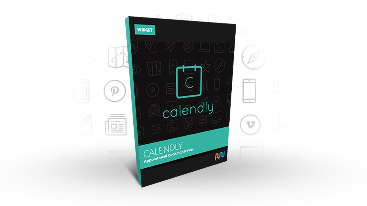 Adobe Muse Widget or Adobe Muse Template | Adobe Muse Calendly Widget