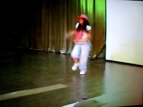 Yannini Quero. Hip Hop!! Problemas con el audio!! .AVI