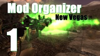 MOD ORGANIZER - Fallout New Vegas 1 - Getting Started