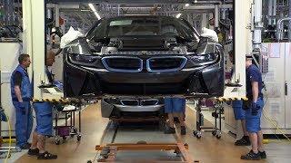 Так собирают Ваш БМВ i8. Assembling Your car BMW i8