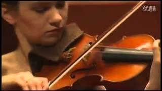 Hilary Hahn - Bach - Gigue, from Partita No 3 in E major