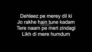Jeena Jeena Badlapur Lyrics - YouTube