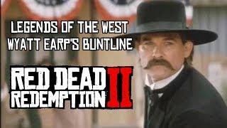 How to Make Wyatt Earp's Gun   Red Dead Redemption 2