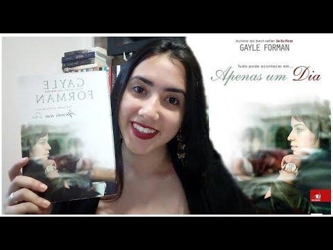 Apenas Um Dia|  RESENHA |  Leticia Ferfer | Livro Livro Meu