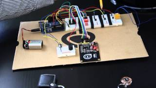 RFID based smart car parking and security system using Arduino