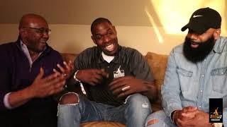 Garry and Reggie Howard sit down interview with Eric Jones
