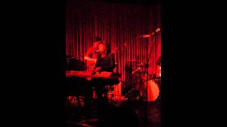 "Sharon Robinson ""Candles in Glass"" - Live at The Hotel Cafe"