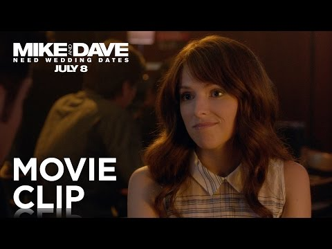 """Video trailer för Mike and Dave Need Wedding Dates 