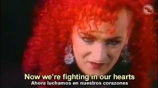 Culture Club - The War Song - Subtitulado Español & Inglés