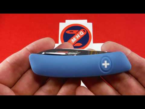 Victorinox competitor! The Swiza Swiss army knife- and a YouTube recommendation- Messer HQ!