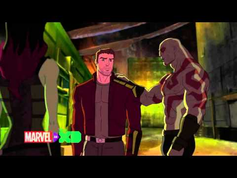 Marvel's Guardians of the Galaxy 1.02 (Clip)