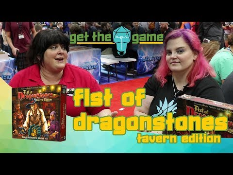 Get the Game - Fist of Dragonstones: The Tavern Edition