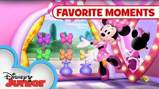 Bow-Toons Compilation! Part 4 | Minnie's Bow-Toons | Disney Junior