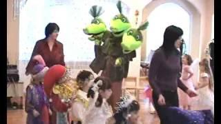 """Танец Горыныча - Новый Год 2009 , Видеостудия """"InCinema"""""""