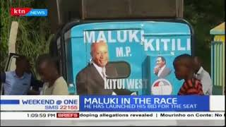 Businessman Maluki Kitili launches his bid for the Kitui West parliamentary seat