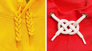 35 BEAUTIFUL KNOTS TO DECORATE ANY THINGS