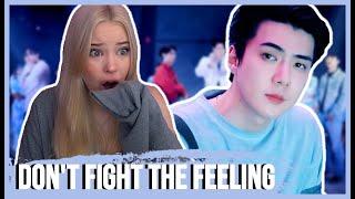 EXO 엑소 'Don't fight the feeling' MV REACTION   Lexie Marie
