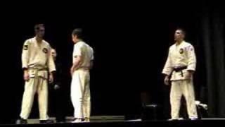 Jukaijutsu Jujitsu Focus Demo