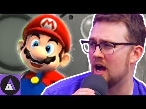 Bolen's First Time Playing Super Mario Galaxy | Nintuesdays