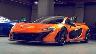 Fast & Furious - Part 6 - McLaren P1 (Walkthrough / Gameplay / Forza Horizon 2)