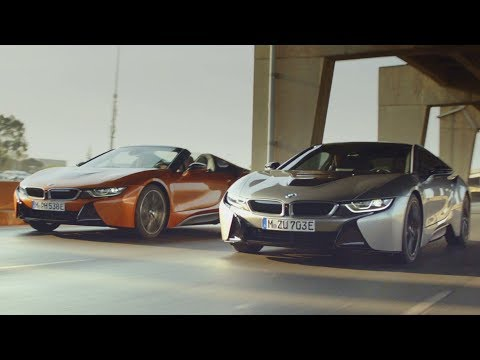 Bmw I8 Coupe Купе класса A - рекламное видео 1