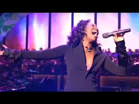 Yolanda Adams - I Believe I Can Fly