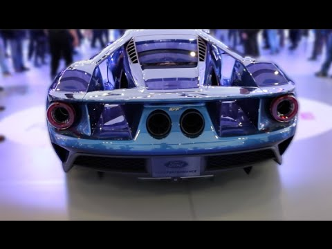2016 Ford GT Insane Exhaust, Revs, Driving and Exclusive Walkaround
